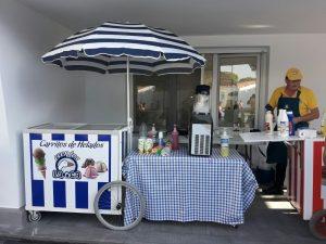 carrito de helados