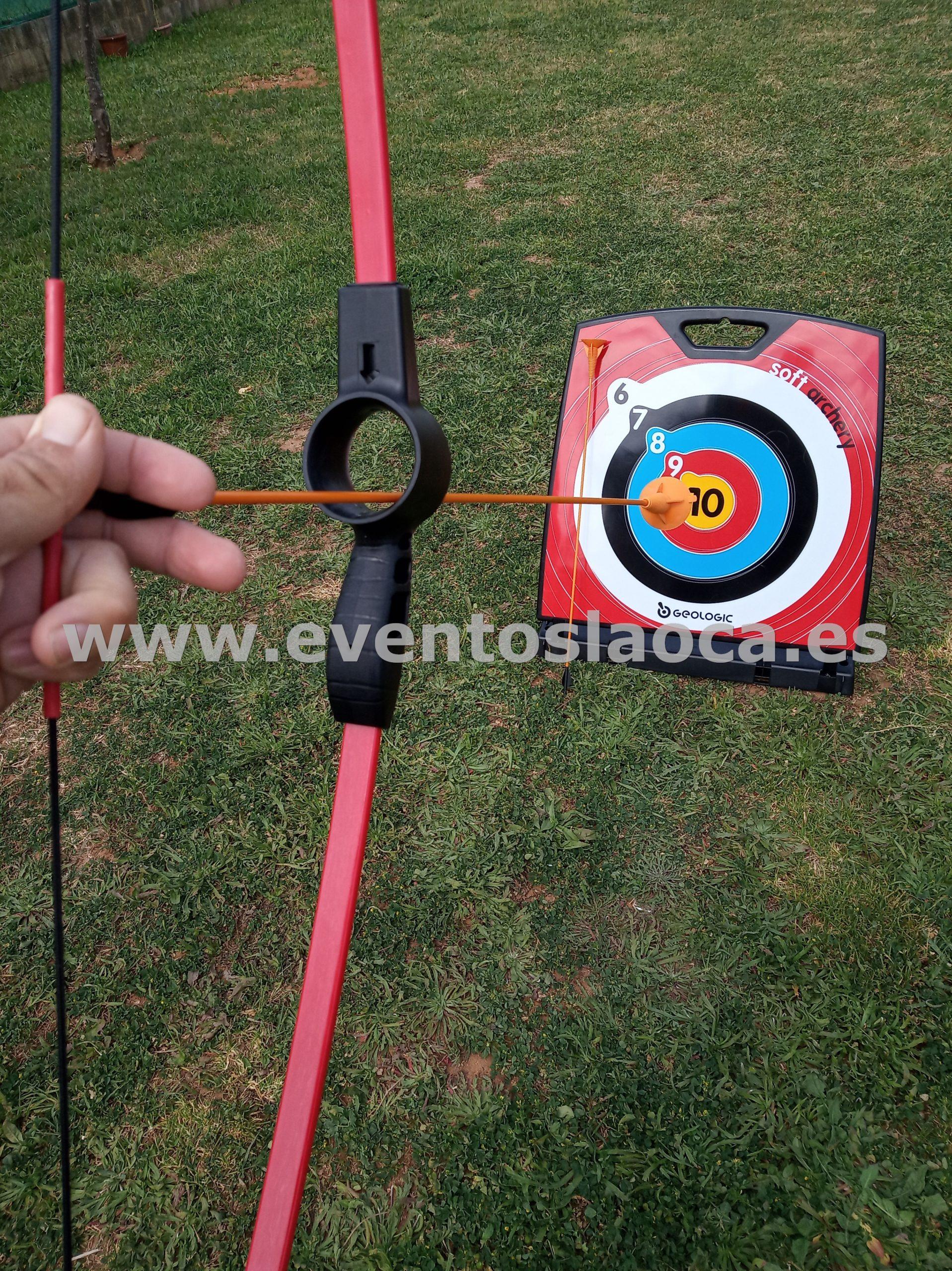 Miniferias tiro con arco